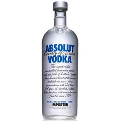 Absolut Blue 1l 40%