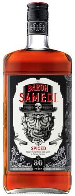 Baron Samedi Spiced 80 Proof 0,7l 40%