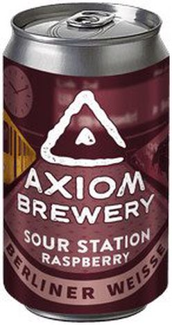 Axiom Sour Station Raspberry 10° 0,33l 54,5%