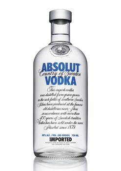 Absolut Blue 0,7l 40%
