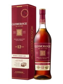 Glenmorangie The Accord 12y 1l 43% / Rok lahvování 2019