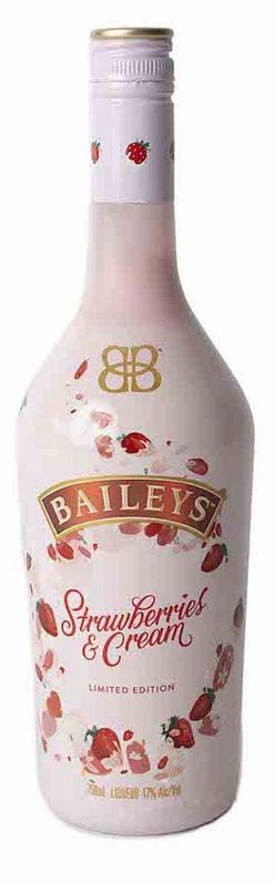 Baileys Strawberry Cream 0,7l 17% L.E.