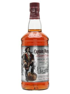 Captain Morgan Sherry Oak 0,75l 35% L.E.