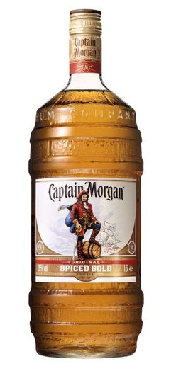 Captain Morgan Gold 1,5l 35% Barrel