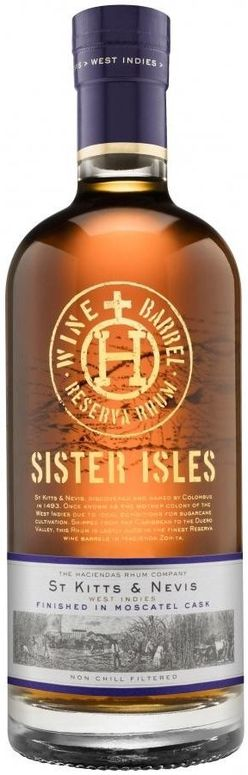 Sister Isles Moscatel 0,7l 45%