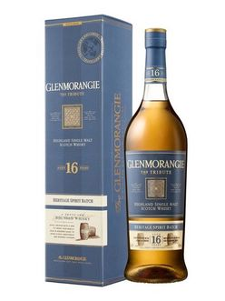 Glenmorangie The Tribute 16y 1l 43% / Rok lahvování 2019