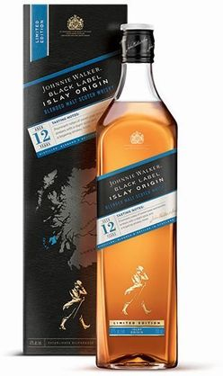 Johnnie Walker Black Label Islay Origin 12y 1l 42%