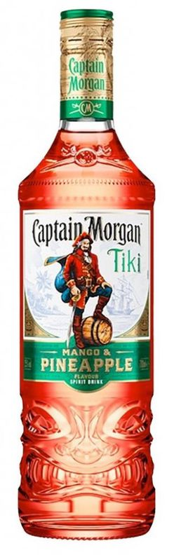 Captain Morgan Tiki 0,7l 25%