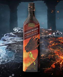 Johnnie Walker A Song of Fire Game of Thrones 0,7l 40,8% L.E.