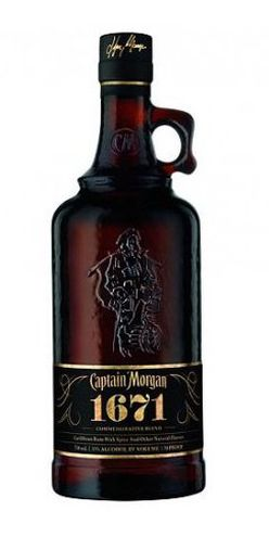 Captain Morgan 1671 Commemorative 0,75l 35% L.E.